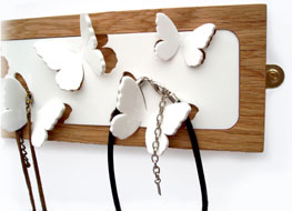 Lizzytish Butterfly Hangers